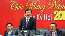 Phó Thủ tướng Trịnh Đình Dũng thăm, làm việc với Tập đoàn Dầu khí