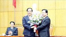 Ông Dương Xuân Huyên được phê chuẩn làm Phó Chủ tịch tỉnh Lạng Sơn