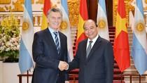 Việt Nam coi Argentina là đối tác quan trọng hàng đầu tại Mỹ Latin