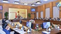 Nhiều nội dung quan trọng thảo luận tại phiên họp 33 Ủy ban Thường vụ Quốc hội