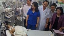 Bệnh viện quá tải: Đau đớn riêng của bà Bộ trưởng?