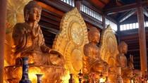 Chiêm ngưỡng vẻ đẹp hoành tráng của ngôi chùa lớn nhất Đông Nam Á