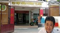 Ông Đặng Thành Tâm chính thức lên tiếng vụ việc ở trường ĐH Hùng Vương