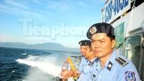 Cảnh sát biển đè sóng, cưỡi gió tuần tra thềm lục địa