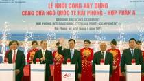 25.000 tỷ đồng xây Cảng cửa ngõ quốc tế Hải Phòng