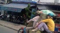 Những hình ảnh 'cười ra nước mắt' chỉ có ở giao thông ở Việt Nam