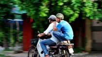 Những hình ảnh 'cười ra nước mắt' chỉ có ở giao thông ở Việt Nam (P11)