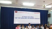 Ceragem Việt Nam  trao 38  suất học bổng