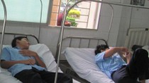 Học sinh nhập viện vì thuốc gây phê