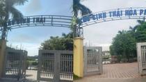 Chính quyền quận Long Biên thừa nhận yếu kém, để khu sinh thái Hòa Phát vi phạm