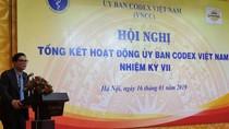 Ủy ban Codex Việt Nam đang nâng cao vị thế của Việt Nam trên trường quốc tế