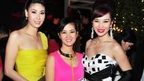 Giai nhân Việt hội tụ tại tiệc Hollywood Night