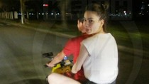 Chồng Hồ Ngọc Hà đi nộp phạt 750.000 vì không đội mũ bảo hiểm