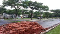 Đà Nẵng có nhất thiết phải làm bãi đỗ xe ở đất khuôn viên lúc này?