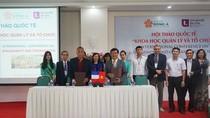 Hội thảo khoa học giữa hai trường Đại học Pháp – Việt