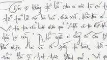 Đàm Vĩnh Hưng viết 6 trang thư tay xin lỗi vì hôn nhà sư