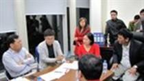 TP.Hà Nội yêu cầu Keangnam thu phí 4.000 đồng/m2