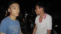 Video: Hai thanh niên tuổi teen mang ma túy đi dạo phố