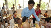 Niềm vui nhân đôi đến với Lớp học Hy vọng