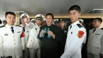 Tập Cận Bình thị sát đại quân khu Quảng Châu, hạm đội Nam Hải