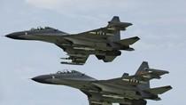 40 chiến đấu cơ Trung Quốc ra Senkaku, F-15 Nhật cất cánh khẩn cấp