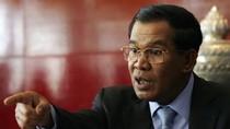 Hun Sen: Sẽ xử lý thẳng tay chỉ trong vài giờ nếu CNRP gây nội chiến