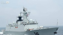 """Lo bị """"đánh hơi"""", Ấn Độ từ chối cho tàu Trung Quốc vào lãnh hải"""