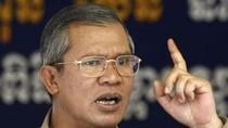 Hun Sen cảnh báo Sam Rainsy: Pháp luật có giới hạn của nó!