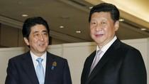 Tập Cận Bình bất ngờ muốn cải thiện quan hệ với Nhật Bản