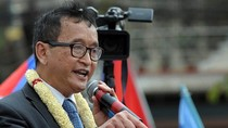 Sam Rainsy vẫn tiếp tục tuyên truyền chống phá Việt Nam từ Úc
