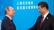 """""""Chính sách của Putin tập trung vào Trung Quốc là một sai lầm"""""""