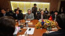 Báo Campuchia đưa tin về cuộc họp phân giới cắm mốc trên đất liền với Việt Nam