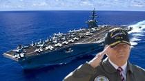 Thông điệp hiện diện tàu sân bay Mỹ trên Biển Đông và phản ứng của Trung Quốc