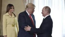 """Cú lội ngược dòng """"bão lửa"""" của Donald Trump trong quan hệ Nga - Mỹ"""