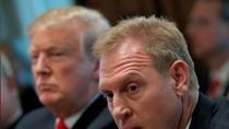 Quyền Bộ trưởng Quốc phòng Mỹ - ẩn số cục diện Biển Đông năm Kỷ Hợi