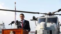 Vì sao Anh định lập căn cứ quân sự ven Biển Đông?