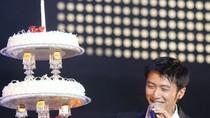 Người hâm mộ gọi tên Bá Chi trong sinh nhật Đình Phong