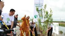 """Vinamilk phát động quỹ """"1 triệu cây xanh cho Việt Nam"""" tại Tiền Giang"""