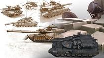 Thực hư hai dự án siêu tăng thế hệ mới T-99, T-95 của Nga