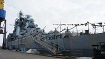 """Cận cảnh thiết giáp hạm """"khủng"""" nhất thế giới Kirov"""