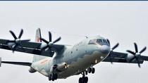 Lộ ảnh vận tải cơ mới nhất Y-9 của Không quân Trung Quốc