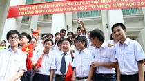 Nhân khai giảng, GS Ngô Bảo Châu kể chuyện... chiếc quần cộc