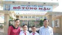 Gặp mặt hai thủ khoa môn Toán trường Nguyễn Tất Thành
