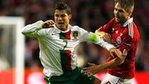 Hạ đẹp Ronaldo, Nani, Đan Mạch giành vé dự Euro 2012