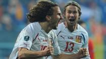 Montenegro 0-1 CH Séc: VCK Euro 2012 có thêm anh hào
