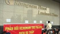 Điểm lại những đợt tranh chấp nảy lửa tại chung cư cao cấp Keangnam