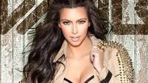"""Lại nóng chuyện phim """"đen"""" của Kim Kardashian"""