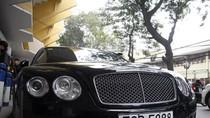 Đến Hàng Đẫy ngắm 'siêu xế' Bentley giá chục tỷ của bầu Kiên