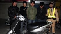141 Hà Nội tóm gọn 3 tên trộm xe tay ga ở Yên Bái sau 5 giờ