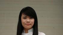 Nữ giám đốc trẻ mang ngôn ngữ cho người khiếm thính
